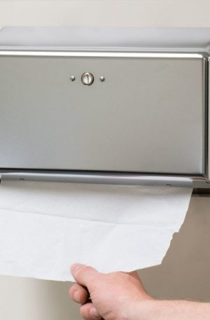 Multifold, Single Fold Towels and Dispensers