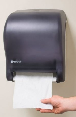 Hardwound Roll Towel and Dispensers