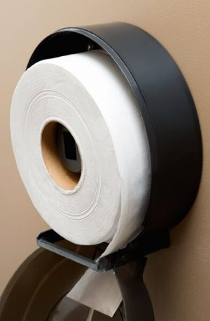 Toilet Tissue and Dispensers