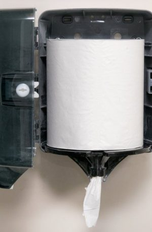 Center-Pull Towel and Dispensers